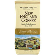 New England Coffee Cinnamon Hazelnut, 11 Ounce