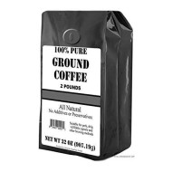 Generic Ground Coffee 2 Lbs