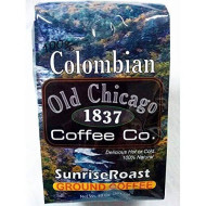 Colombian Sunrise Ground Coffee - Old Chicago Light Roast