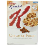 Kellogg'S Special K Cinnamon Pecan Cereal, 12.1 Ounce (3 Pack)