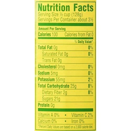 Del Monte, Northwest Sliced Pears, Bartlett Pears in Heavy Syrup, 15.25oz Can (Pack of 6)