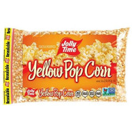 Jolly Time Yellow Popcorn Kernels - Gluten Free Stovetop Popping Corn, 2 Lb. Bags (Pack Of 12)