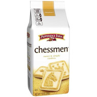 Pepperidge Farm, Chessmen, Cookies, 7.25 Oz., Bag