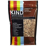 Healthy Grains Cinnamon Oat Cluster With Flax 11 Ounces (Case Of 6)