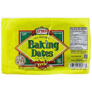 Ziyad Baking Date Filling 13 Ounce, Pack 6