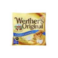Werther'S Original Chewy Caramels - Net Wt. 5.5 Oz (155.9 G) Each - Pack Of 4