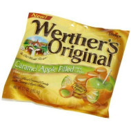 Werther'S Original - Caramel Apple Filled Hard Candies - Net Wt. 5.5 Oz (155.9 G) Each - Pack Of 4
