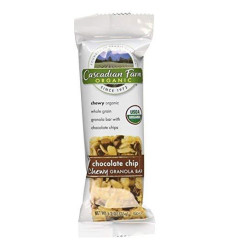Cascadian Farm Bar Grnla Choc Chip 6Pk