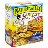 Nature Valley Breakfast Biscuits, Blueberry, 8.85 Ounce (Pack Of 2)