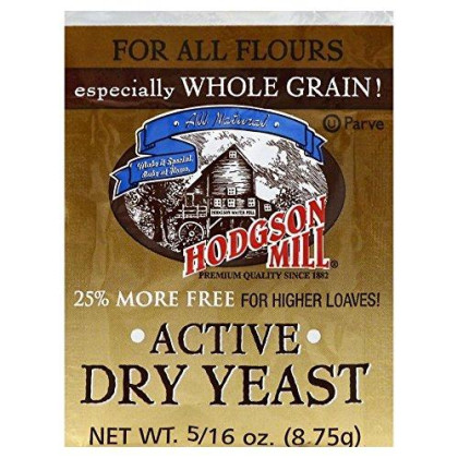 Hodgson Mill Active Dry Yeast -- 8.75 G