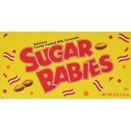 Pack Of 2 - Sugar Babies Milk Caramels Candy(6 Oz) Boxes