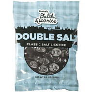 Gustaf'S Dutch Licorice, Double Salt, 5.2 Ounce (Pack Of 12)
