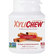 Xylichew Soft Chewing Gum Cinnamon - 60 Pieces