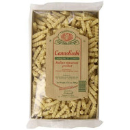 Rustichella D' Abruzzo Cannolicchi Durum Wheat Pasta In Tray, 1.1 Pound
