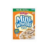 Kellogg'S, Frosted Mini Wheats, Little Bites, Original, 15.2Oz Box (Pack Of 2)