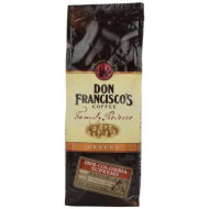 Don Francisco, Family Reserve, 100% Colombia Supremo, Ground Coffee, 10Oz Bag (Pack Of 2)