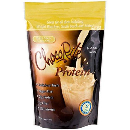 Healthsmart Chocorite Protein Shake Mix French Vanilla - 14.7 Oz - Pack Of 1