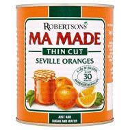 Robertson'S Orange Mamade Thin Cut Orange Marmalade Mix 850Gx3Pk