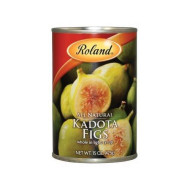 Roland: Kadota Figs In Light Syrup 15 Oz (12 Pack)
