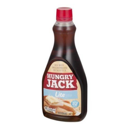 Hungry Jack Lite Syrup, 24 Oz (Pack Of 3)
