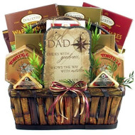 Gift Basket Village A Father'S Wisdom, A Gift Set For Dad, Large