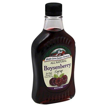 Maple Boysenberry Syrup 8.5 Fz (Pack Of 3)