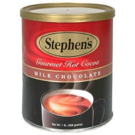 Stephen'S Hot Cocoa Milk Chocolate Cans 16 Oz (Pack Of 12)