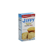 Jiffy, Banana Muffin Mix, 7Oz Box (Pack Of 6)