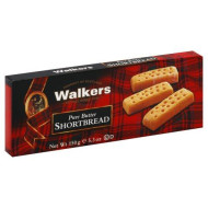 Walkers Classic Shortbread Fingers - 5.3 Oz - 2 Pk