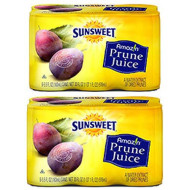 Sunsweet Prune Juice - 5.5 Oz - 2 Pk