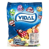 Vidal Gummi Turtles (2.2 Pounds)