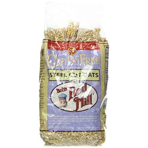 Shop Bob'S Red Mill Gluten Free Whole Grain Steel Cut Oats ...