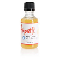 Amoretti Meyer Lemon Extract, 2 Ounce