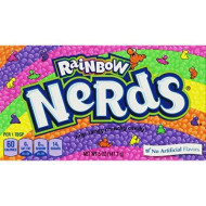 Wonka Rainbow Nerds: 12 Packs Of 5 Oz
