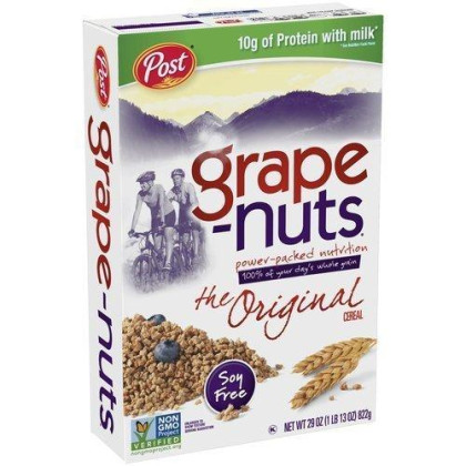 Post Grape-Nuts Cereal, 29-Ounce Boxes (Pack Of 1)