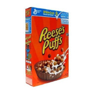 Reese'S Puffs Cereal, 13-Ounce Box (6 Pack)