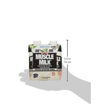 Muscle Mlk Rtd Van 4Pk Size 44Z (Pack Of 2)