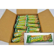 Apple Cinnamon Cheerios Cereal Bar, 1.42 Ounce - 96 Per Case.
