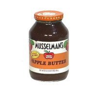 Musselmans Mussleman Apple Butter 28 Oz