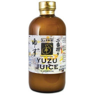 Yakami Orchard 100% Pure Japanese Yuzu Juice 12 Oz. / 375 Ml (Pack Of 3)
