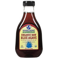Wholesome Sweeteners Organic Raw Blue Agave, 23.5 Oz