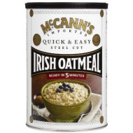 Mccanns Quick &Amp; Easy Steel Cut Oatmeal Can, 24 Oz