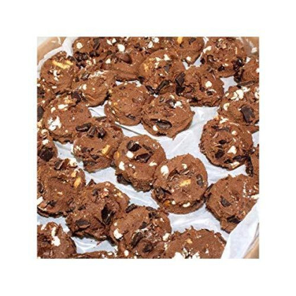 Davids Cookies Smores Cookie Dough, 1.5 Ounce -- 216 per case.