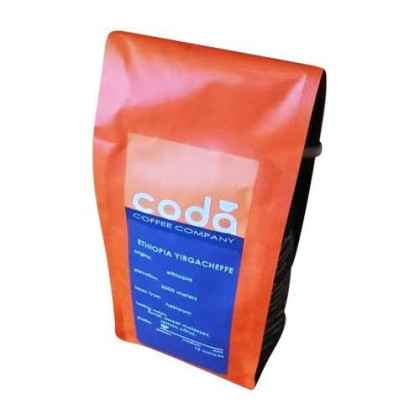 Coda Coffee, Notorious Espresso 5Lb Bag, Whole Bean Coffee