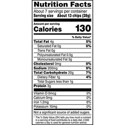 Stacy'S Simply Naked Pita Thins, 6.7 Ounce (Pack Of 8)