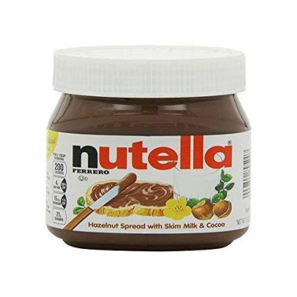 Nutella Hazelnut Spread With Skim Milk & Cocoa -4 Pack Of 13 Oz