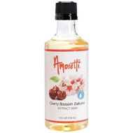 Amoretti Cherry Blossom Extract, 4 Ounce