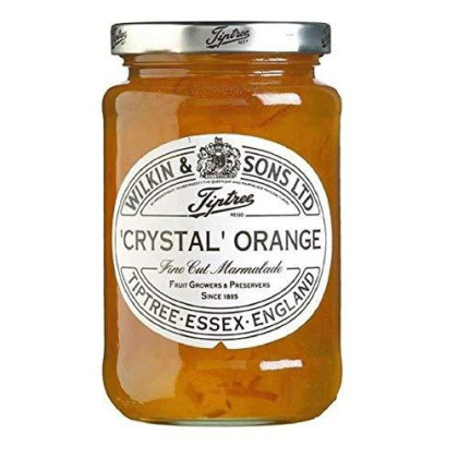 Tiptree Crystal Orange Fine Cut Marmalade (454G)