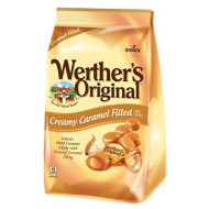 Werther'S Original Creamy Caramel Filled Hard Candies, 30 Ounce Bag, Hard Candy, Bulk Candy, Individually Wrapped Candy Caramels, Caramel Candy Sweets, Bag Of Candy, Hard Candy Bulk
