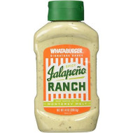 Jalapeno Spicy Ranch, Whataburger, 14 Oz., (Pack Of 2)